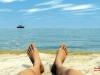 Les vacances c'est le pied