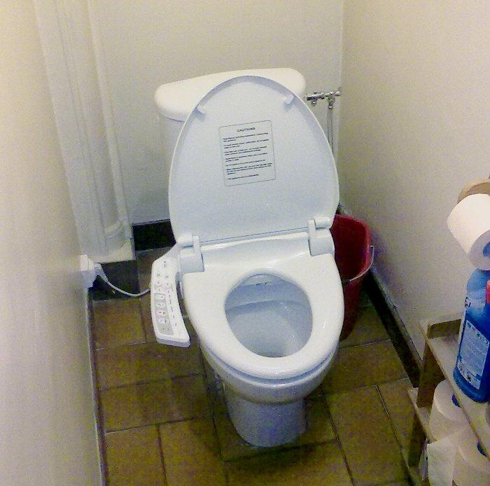 lave toilettes lave toilette sur enperdresonlapin