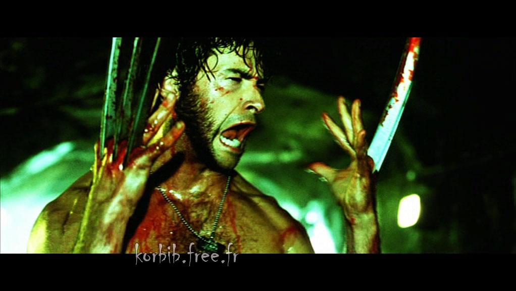Wolverine dans X-Men 2 Xmen